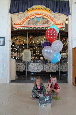 Fund day at Merry Go Round Museum • Sandusky, Ohio