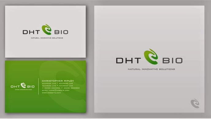 Bio DHT - Logo Design & Stationery Designs