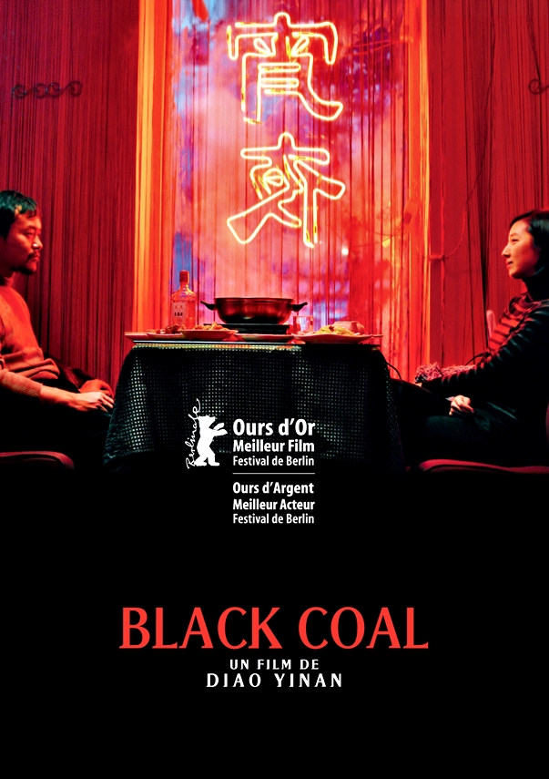 Black Coal, Thin Ice póster