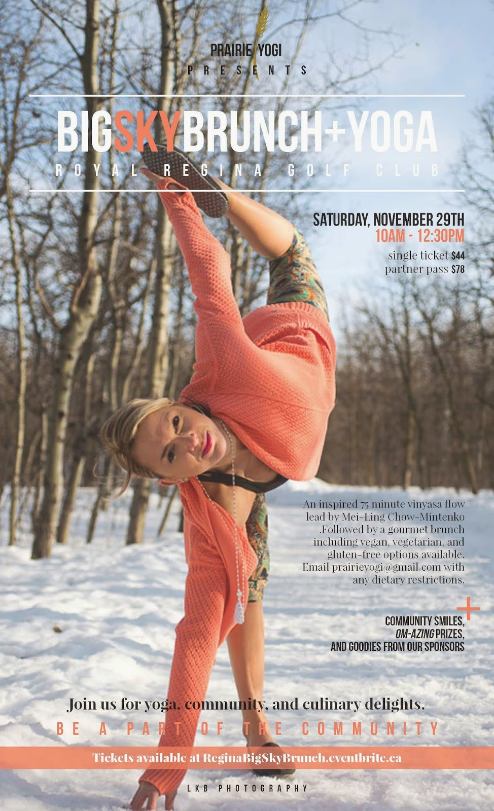 Saskatchewan Yoga, Saskatoon events, What to do in Saskatoon, What to do in Regina, Yoga Community, Mei-Ling Chow-Mintenko, Tahnee Fournier, Lynette Suchar, Prairie Yogi Events