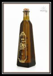tequila gold - oro