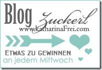 Weekly Blogzuckerl bei Katharina