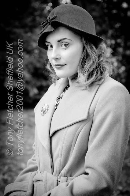 papplewick 1940s re-enactment via lovebirds vintage