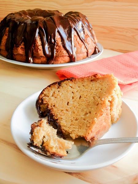 receta bundt cake calabaza y chocolate