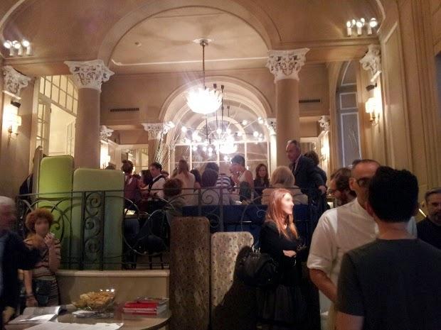 KnIndustrie al Grand Hotel et de Milan