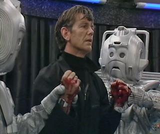 Maurice Colbourne as Lytton via Colin Baker Online