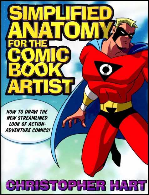 Christopher Hart Cartooning The Ultimate Character Design Book Pdf : Drawing assets simplified anatomy for the comic book artist