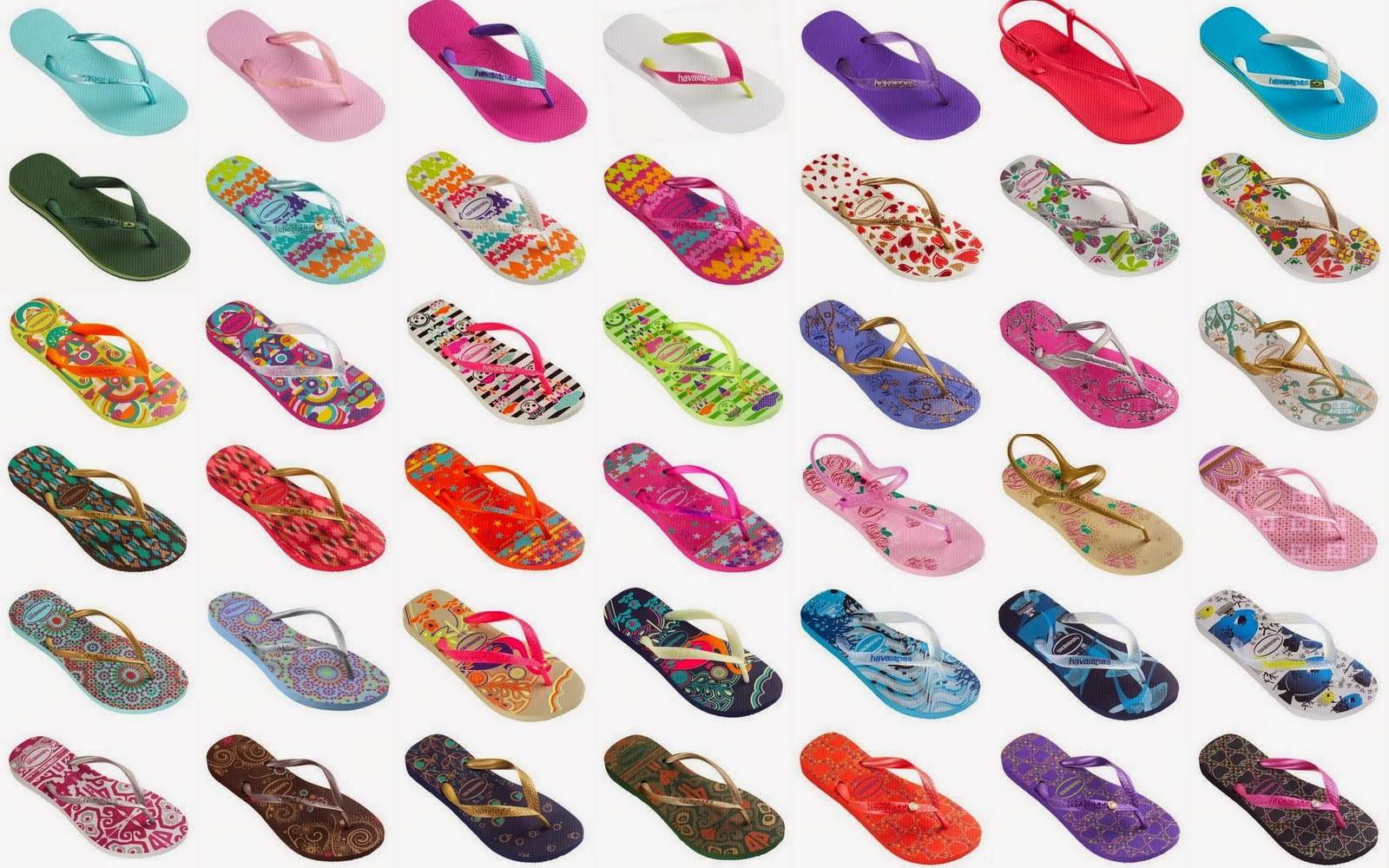 los motivos que hace de Havaianas una sandalia única) y tiras de telas de colores. Actualmente, vende más de 200 millones de pares de sandalias al año.