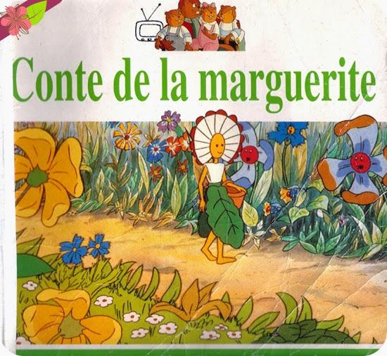 Les histoires du Père Castor : Conte de la marguerite - Béatrice Appia - Flammarion