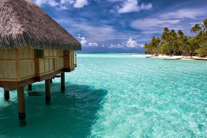 Bungalow en Bora Bora