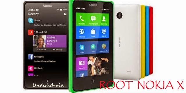 Cara Mudah Root Nokia X,X+ dan XL