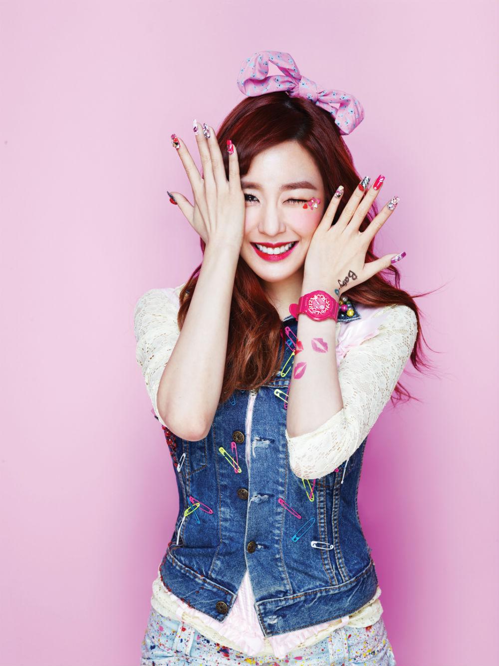 Baby-G SNSD Tiffany