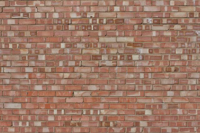 Brick Orange Texture