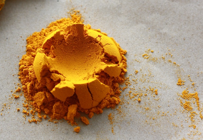 turmeric powder the spice of life