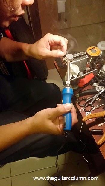 rewiring les paul bfg