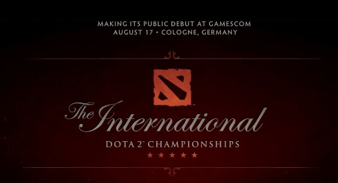 The International Dota 2 Champsionships
