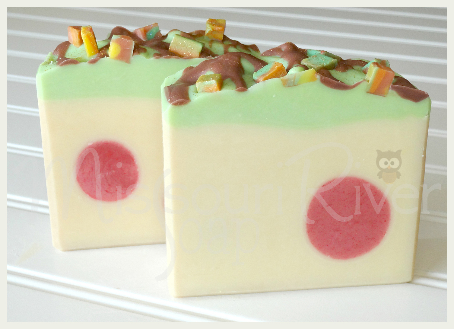 Missouri river soap moving along with fall scents for Fall soap scents