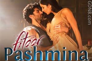Pashmina - Amit Trivedi - Fitoor - Aditya Kapur & Katrina Kaif