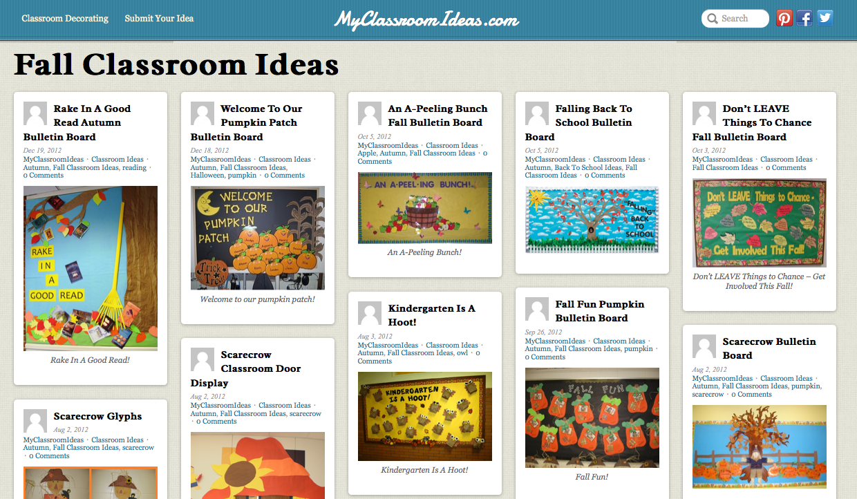 Classroom Design Ideas classroom design 4 inspire Any Teacher Can Register And Share His Or Her Ideas With The Community If You Just Want To Browse For Ideas There Are Seven Galleries That You Can Browse