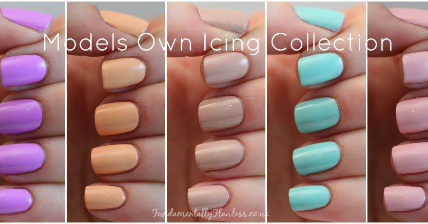 Models Own Icing Collection Review | Tales of a Pale Face