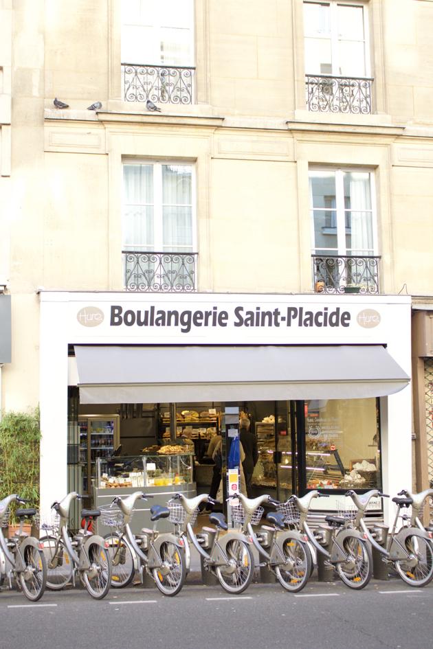 Street View - Boulangerie Saint Placide