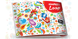 Paket Internet dan BlackBerry Simpati Loop