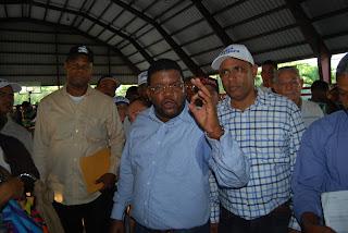 Coordinador de campaña PRD Sabana Perdida reta al PLD hacer una caravana sin importar personas de otros Municipios