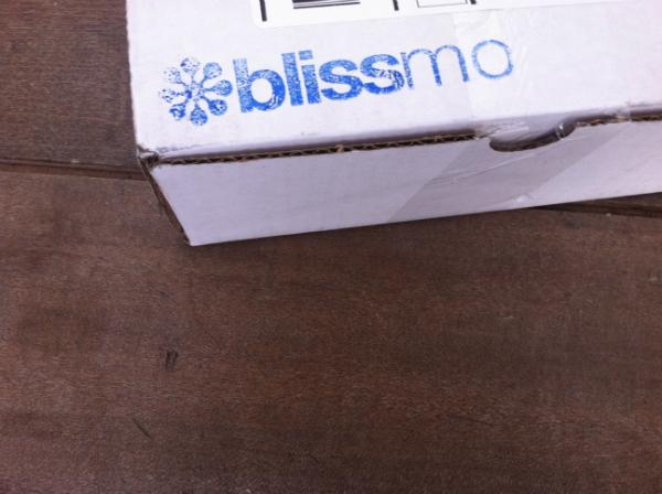 Blissmo Box September 2012 Review - Skin 'n' Hair Care