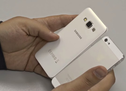 Samsung Galaxy A3 Philippines