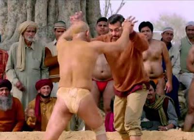 Bajrangi Bhaijaan, Jaipur actor Babu Bajrangi, Bajrangi of Jaipur, Salman Khan, Bajrangi with Salman in Bajrangi Bhaijaan