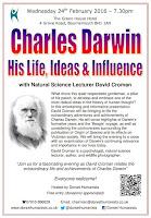 Life of Darwin Poster