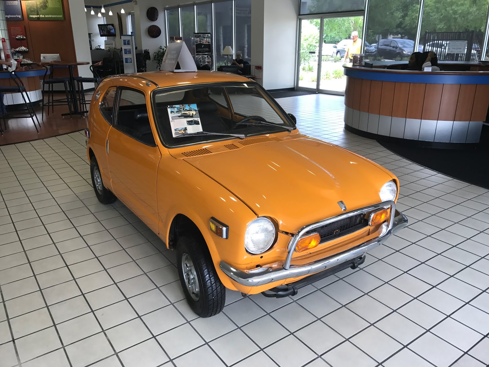 The Honda 600   The First Honda Car Produced For USA Import   We Had One