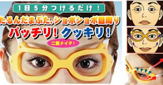 Gafas anti arrugas