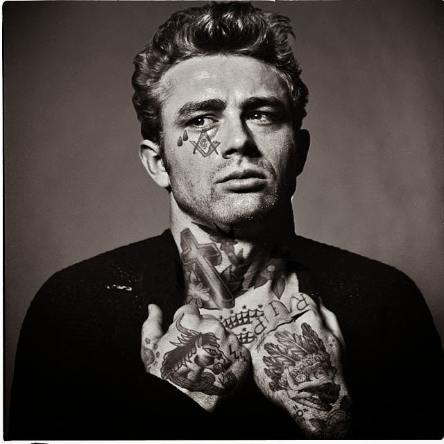 12-James-Dean-Cheyenne-Randall-Shopped-Tattoos-Tattooed-Celebrities-www-designstack-co