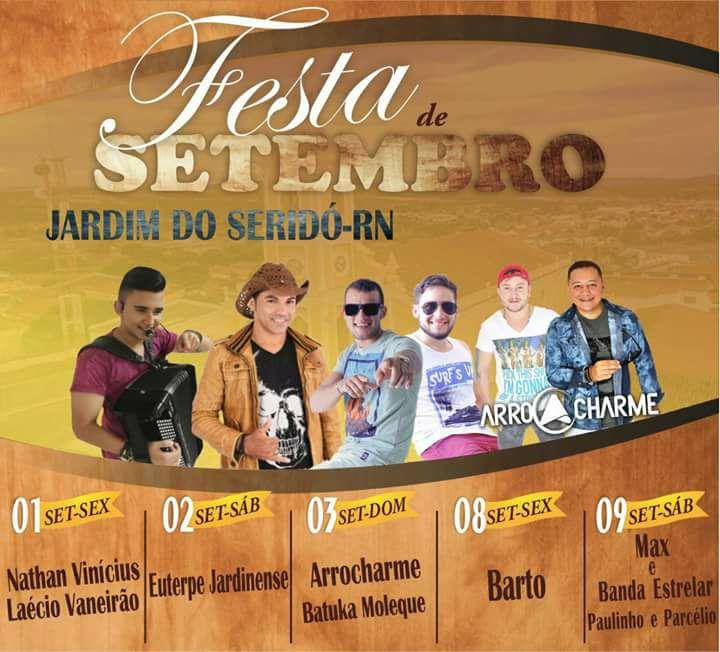 JARDIM DO SERIDÓ - RN