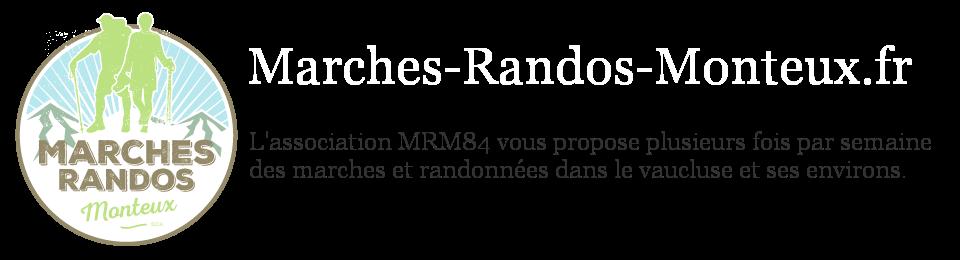 Marches Rando Monteux