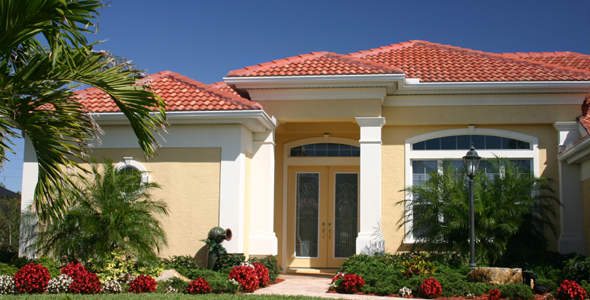 Painting artists corp painting company port st lucie fl for Florida house paint colors