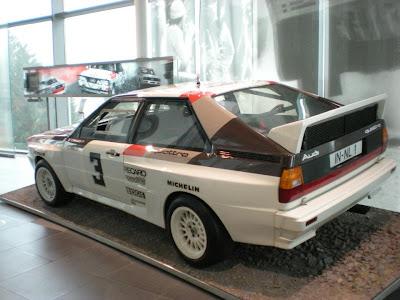 Audi Quattro Ingolstadt