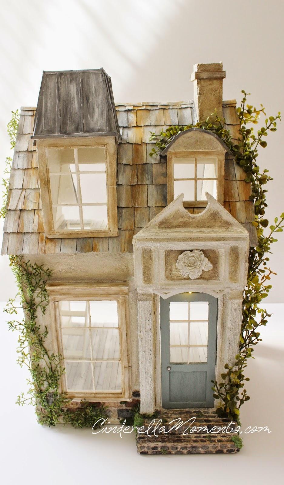 cinderella moments la maison de ville dollhouse. Black Bedroom Furniture Sets. Home Design Ideas