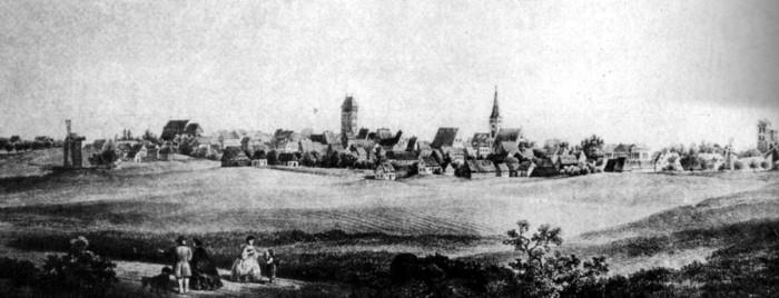 panorama Inowrocławia