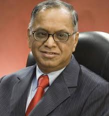 narayan murthy founder of infosys