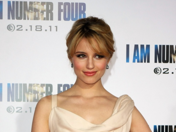 Actress Dianna  Agron