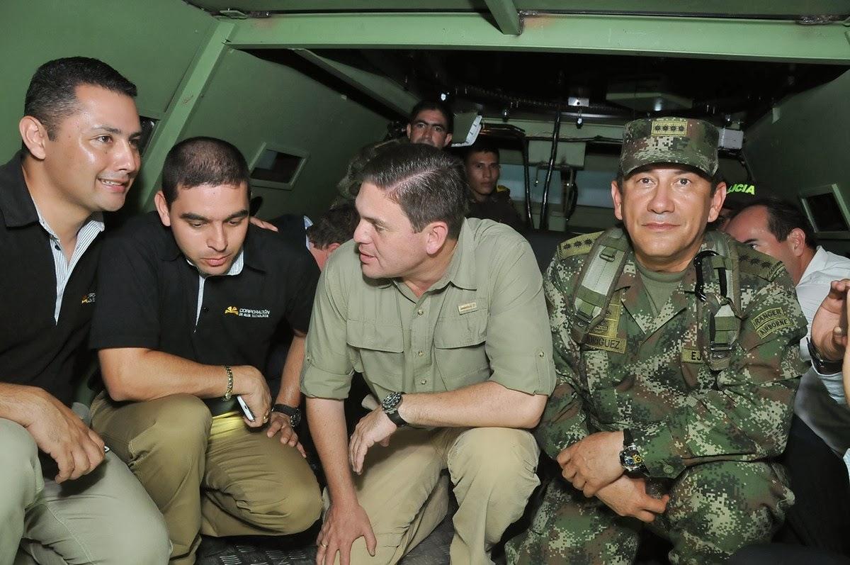 Simulador MARKAB M1117 Commando