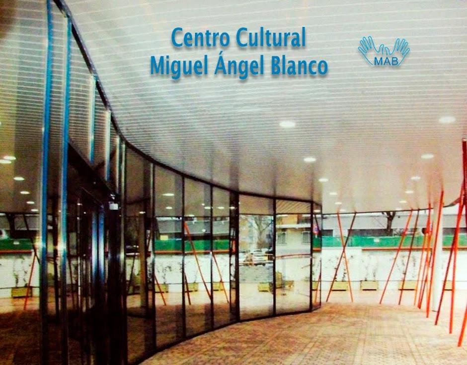 Centro Cultural Miguel Ángel Blanco Espacio para la cultura y el ocio C/ Siete Ojos s/n. 28922 Alcorcón, 911 127 200