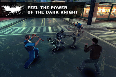 The Dark Knight Rises .APK 1.1.3 Android [Full] [Gratis] [Datos SD]