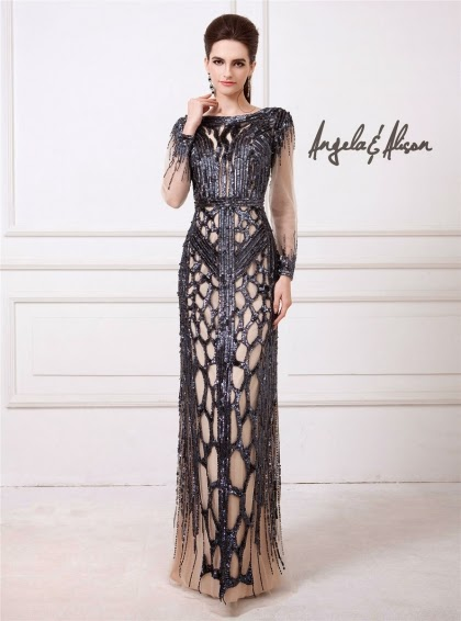 Prom Dresses by french novelty: Channel The Great Gatsby with a Prom ...