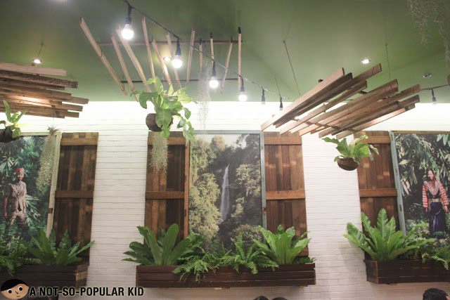 Interior of Earth Kitchen in BGC