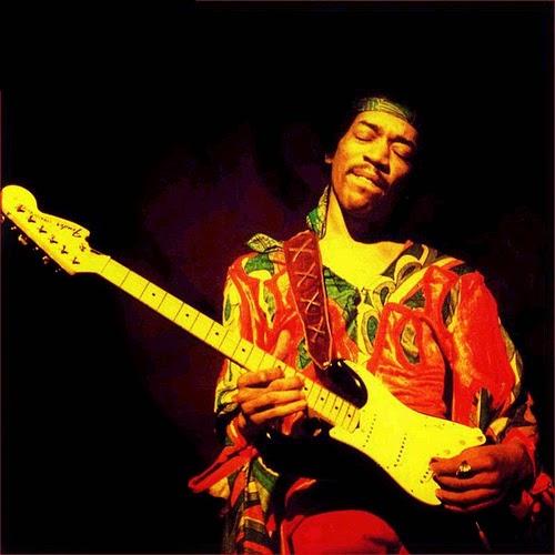 Corazón de Canción: Jimi Hendrix - All Along Watchtower (letra en ...