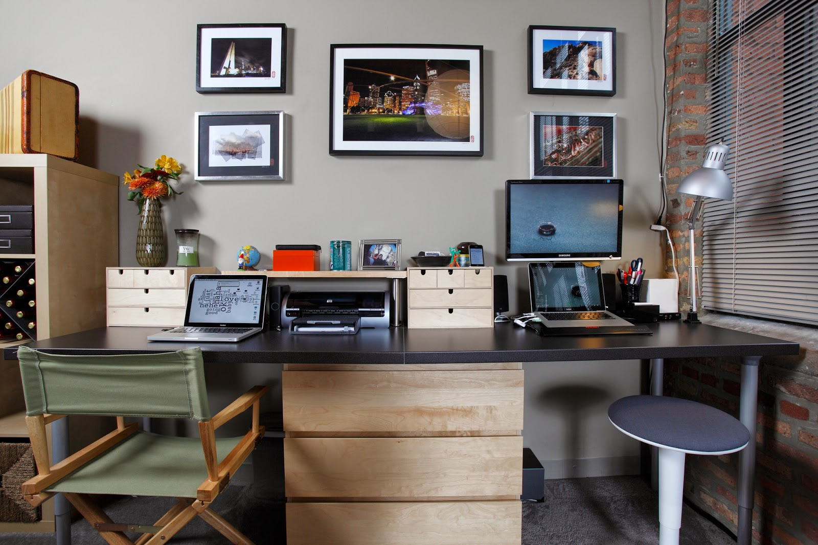 Reworking The Home Office With