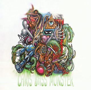 chris bass, dogbox, monster